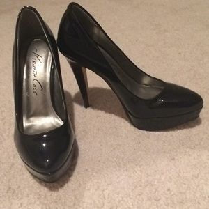 Kenneth Cole NY Patent Pumps Closed Toe
